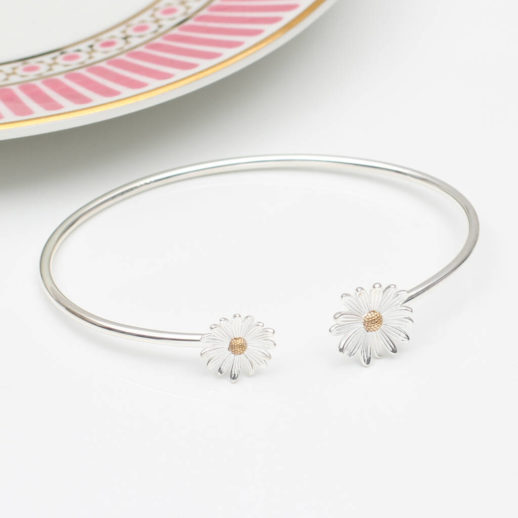 original_sterling-silver-and-18ct-gold-daisy-bangle-1