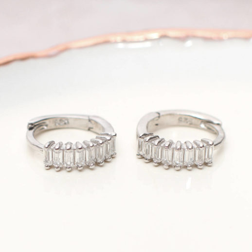 original_sterling-silver-crystal-baguette-huggie-hoop-earrings