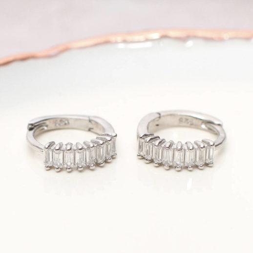 original_sterling-silver-crystal-baguette-huggie-hoop-earrings