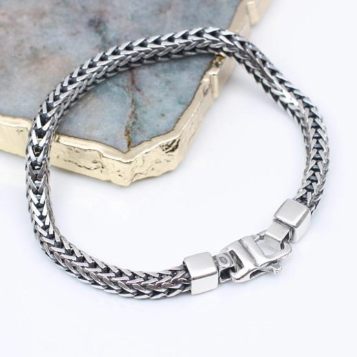 original_sterling-silver-square-herringbone-design-bracelet