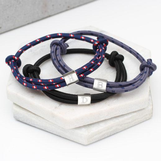 bead-inital-bracelet-personalised-mens