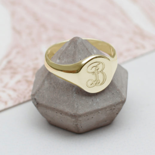 ladies-signet-ring-monogram