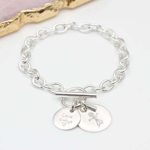 personalised-solid-silver-bracelet-charms-mothers-day