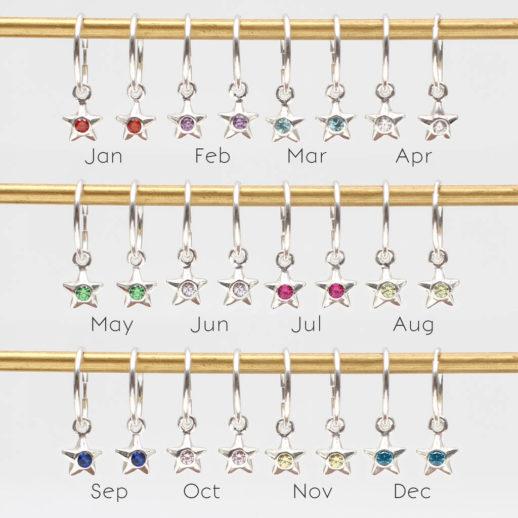 original_sterling-silver-birthstone-mini-hoop-earrings-1