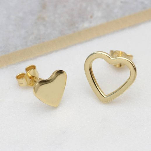 original_18ct-gold-or-silver-mismatched-heart-stud-earrings