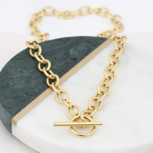 YGHeavyChainNecklace