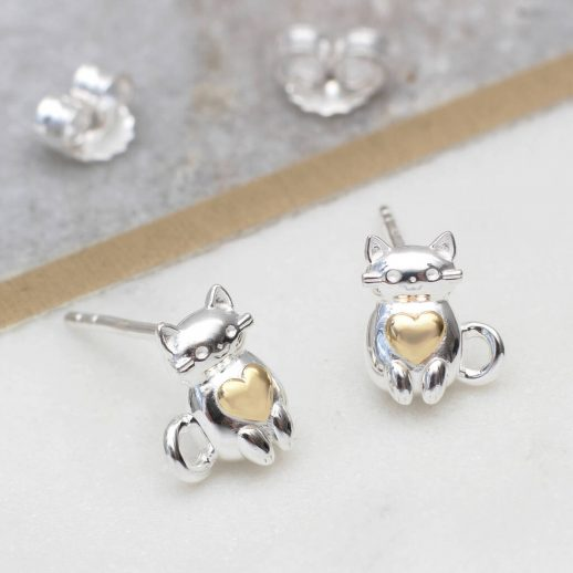 original_sterling-silver-and-18ct-gold-cat-earrings