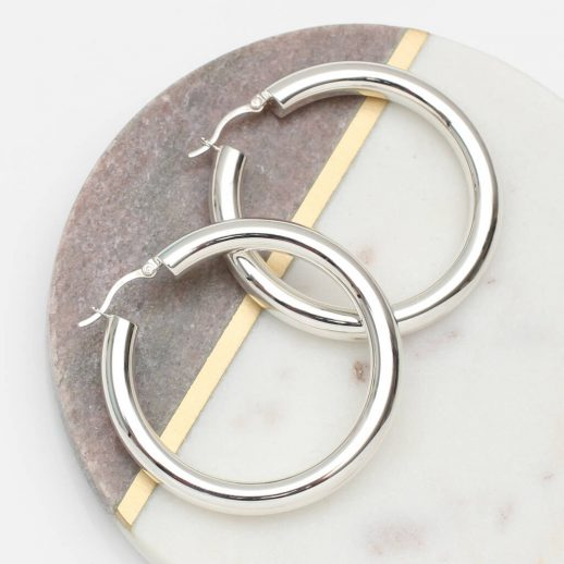 original_sterling-silver-chunky-tube-hoop-earrings