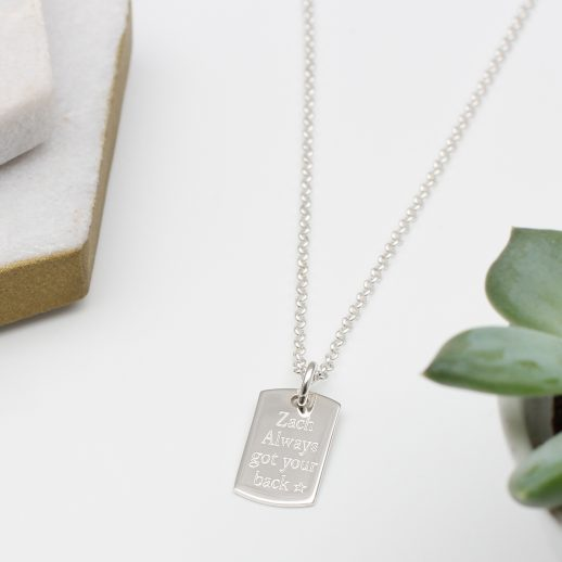 Small Dogtag