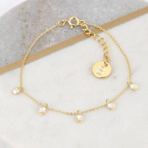48Y - Verdana - Crystal Bracelet