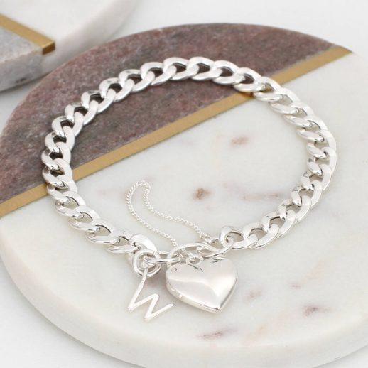 original_personalised-18ct-gold-or-silver-padlock-charm-bracelet-1