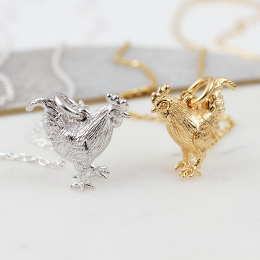 10.RoosterNecklaces