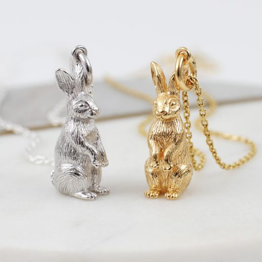 4.RabbitNecklaces