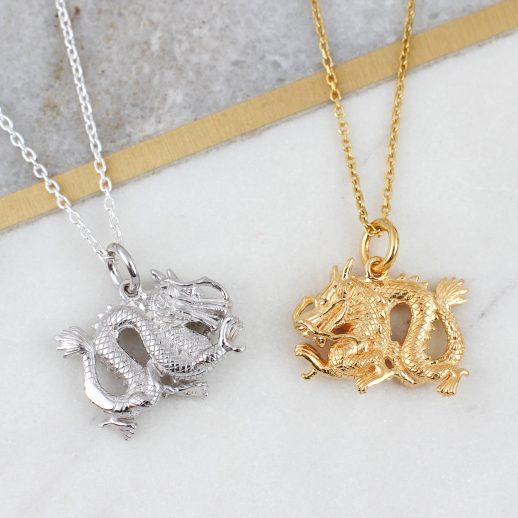 5.DragonNecklaces