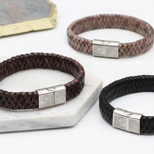original_men-s-leather-and-steel-aztec-design-bracelet
