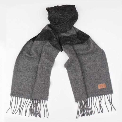 original_men-s-personalised-lambswool-herringbone-black-scarf